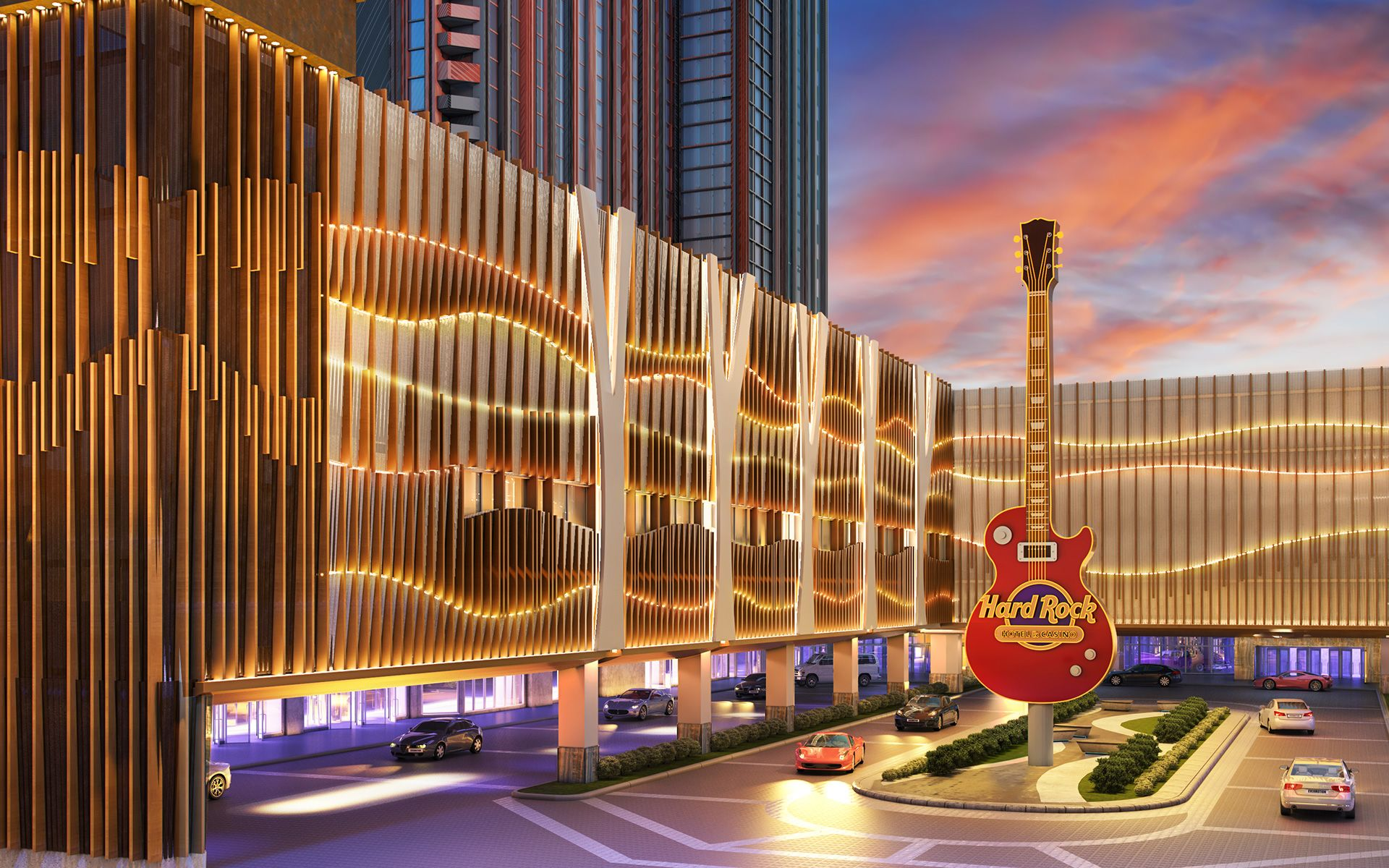 Atlantic City Casino Hotel Hard Rock Hotel Casino