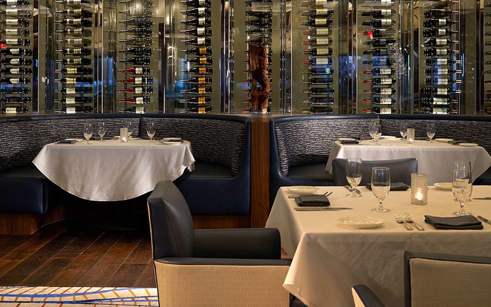 Il Mulino Italian Restaurant Atlantic City Hard Rock Hotel